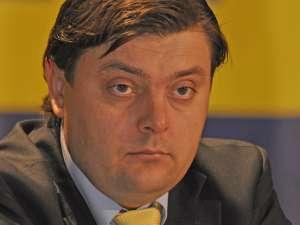 Preşedintele Organizaţiei Municipale Suceava a PNL, Marius Zmău