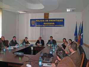 Reprezentantul UNHCR în România, Machiel Salomons, în vizită la Rădăuţi