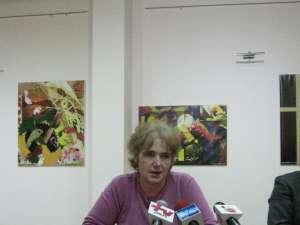 Brandusa Dascalescu, unul dintre mebrii juriului