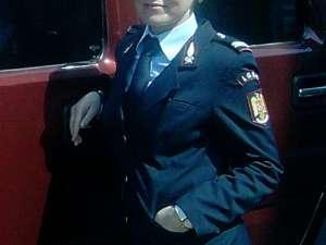 Locotenentul Anamaria Lomicovschi era până acum câteva luni singura femeie ofiţer din echipele de intervenţie la incendii ale Inspectoratului General pentru Situaţii de Urgenţă