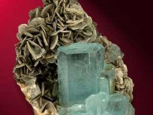 Expoziţia Mineralia