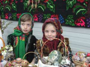 Festivalul oualor incondeiate Moldovita
