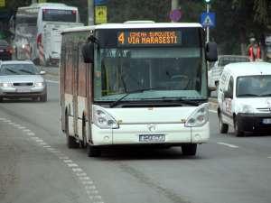 Sucevenii folosesc mai puţin autobuzele TPL