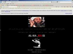 """Site-ul Bucovina TV, atacat de """"teroriştii"""" lui ben Laden"""