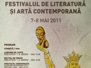 """Invitaţi din şapte state, prezenţi la festivalul de literatură organizat de Cenaclul """"Zidul de hârtie"""""""