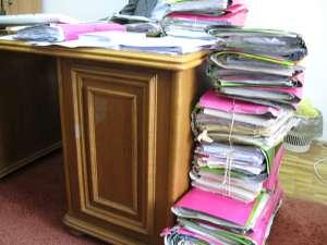 """În 2010, din totalul dosarelor intrate pe rolul Judecătoriei Suceava, din cele 11.600 de dosare, aproximativ 20% au fost încuviinţări pentru executările silite"""""""