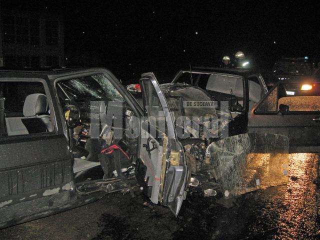 Cumplitul accident produs pe 17 septembrie 2008