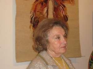 Artista plastică Eugenia Goraş
