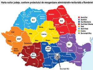 Avantajele Sucevei ca parte a unui nou judeţ pe structura Regiunii Nord-Est