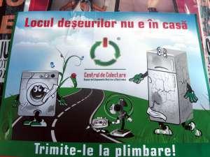 Renunţarea la deşeurile electrice