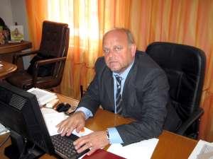 Aurel Olărean, primarul municipiului Rădăuţi