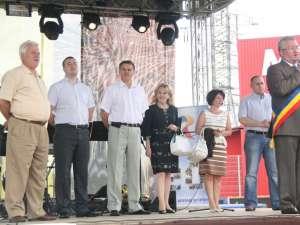 Ion Lungu a deschis ediţia de anul acesta a Zilelor Sucevei