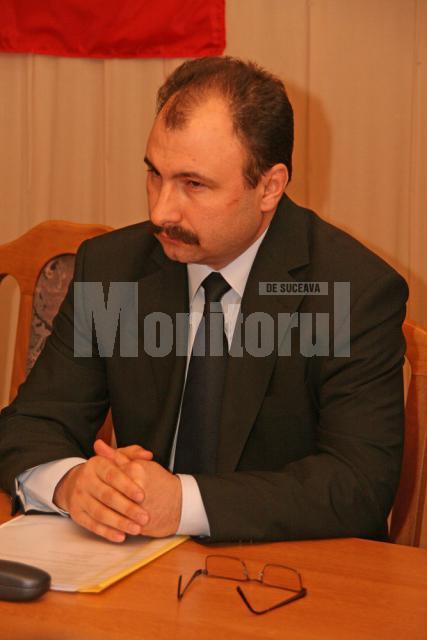 Prefectul de Suceava, Sorin Popescu