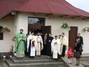 """Biserica misionară ucraineană """"Sf. Petru şi Pavel"""" de pe Zamca"""