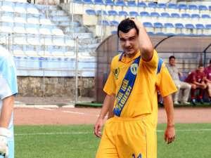 Mijlocaşul Vlad Stănescu, una din noutăţile din lotul Rapidului
