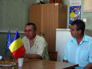 Iordănel Secrieru şi Aleodor Nichifor