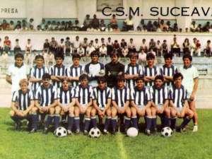 Prima echipă din istoria Sucevei care a activat în cel mai important eşalon fotbalistic din România revine la muncă