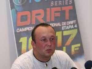 Răzvan Frăţianu - LKN, singurul sucevean care reprezintă România şi în campionatele de drift europene