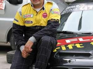 Robert Vranău a debutat anul acesta în Campionatul Naţional de Drift