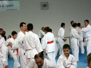 Demonstraţie Aikido