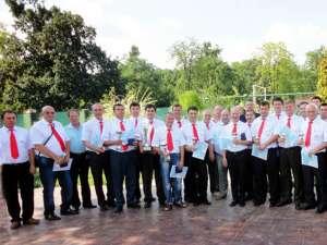 Electricienii din Moldova au ocupat poziţia I la Concursul profesional Trofeul Electricianului