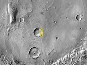 Există apă pe Marte? Foto: Mediafax