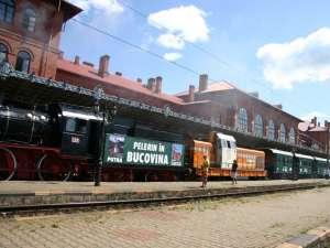 """Trenul de epocă """"Moldoviţa"""""""