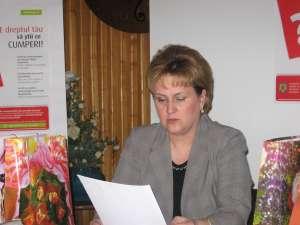 """Elena Oanea: """"Prestarea serviciilor de montare tâmplărie cu geam tip termopan reprezintă subiectul unui număr foarte mare de reclamaţii înregistrate la CJPC Suceava"""""""