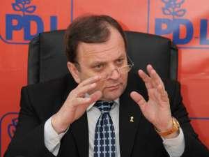 Preşedintele PD-L al Consiliului Judeţean Suceava, Gheorghe Flutur