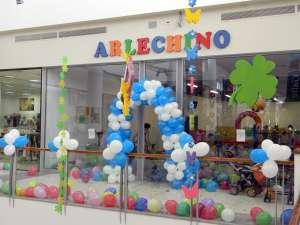 """Spaţiul de joacă pentru copii """"Arlechino"""" s-a mutat la Galleria Mall, la etaj, deasupra Penny Market"""