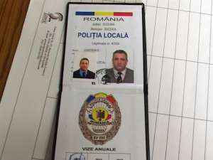 Niculai Costeniuc era angajat la Politia Locala din septembrie 2006