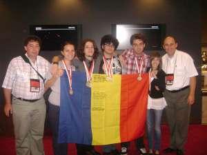 Lotul României este format din Ana-Maria Constantin, Mihai Răcoreanu, Andrei Cuceu, Bogdan Marchiş şi Roberta Răileanu