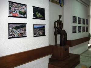 """Expoziţia """"Bucovina - O perspectivă aeriană"""""""