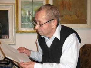 George L. Ostafi pregăteşte un volum de reflecţii şi ziceri meşteşugite
