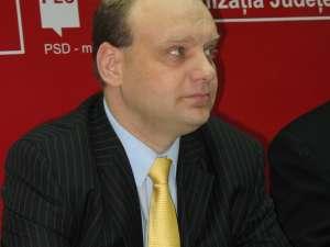 Preşedintele executiv al Organizaţiei Judeţene a PSD, Ovidiu Donţu