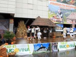 """Târgul de toamnă """"Produs în Bucovina"""" se va desfăşura la Timişoara în perioada 7-9 octombrie"""