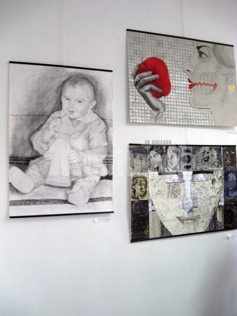Lucrări realizate de Lucica Maria Nuţu