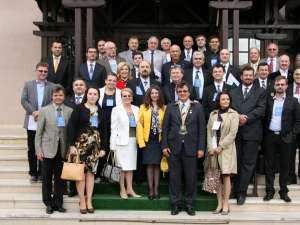 La Gura Humorului a avut loc Forumul Regional Rotary 2241