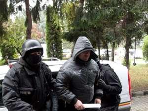Alexie Pitişciuc, din Frasin, zis Vâju, capul grupării