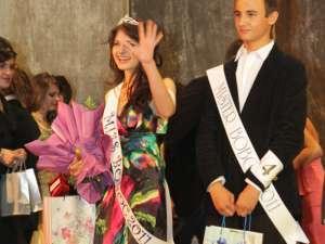 Melissa Ieremie, Miss Boboc la Colegiul de Artă 2011