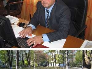 """Aurel Olărean: """"La finalul lucrărilor parcul de la lac va arăta ca o oază modernă de verdeaţă"""""""