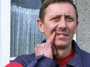 Mihai Blaga, factor poştal la Dolheştii Mari