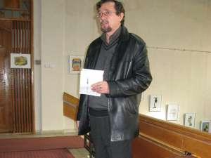 Directorul general adjunct al Muzeului Bucovinei, dr. Ion Mareş