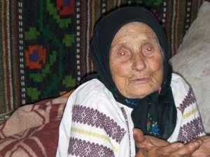 Elisaveta Sava a împlinit ieri un secol de viaţă