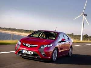Opel a fabricat primul exemplar Ampera