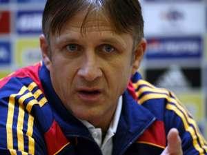 Săndoi, scuze puerile pentru dezastrul din fotbalul românesc