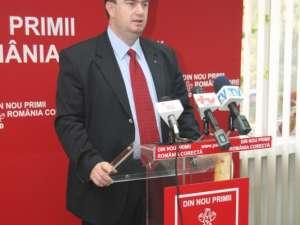 Preşedintele PSD Suceava, deputatul Cătălin Nechifor