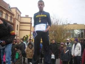 Dornean Andrei Leancă a terminat primul la juniori II