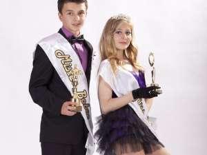 Daiana Robu şi Dinel Boca sunt Miss si Mister Boboc CTR