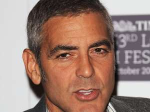 Actorul american George Clooney